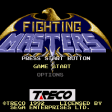 Fighting Masters tela titulo