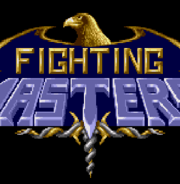 fighting masters banner
