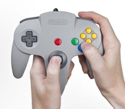 [Tópico Oficial] A Historia de cada Videogame.  N64-Controller