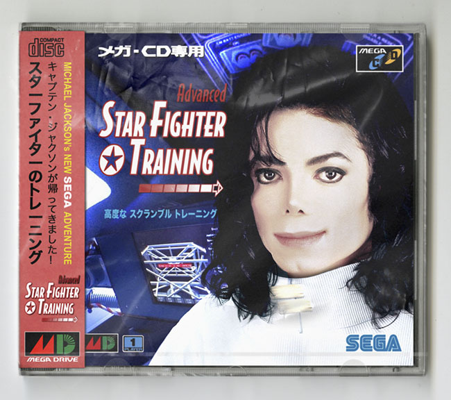 Star Fighter Mega CD