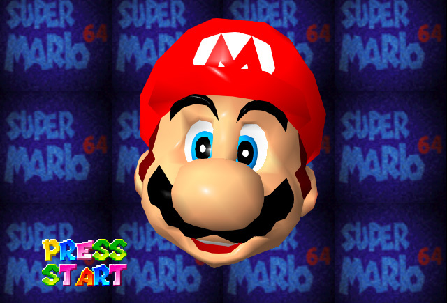 [Tópico Oficial] A Historia de cada Videogame.  Super_Mario_64