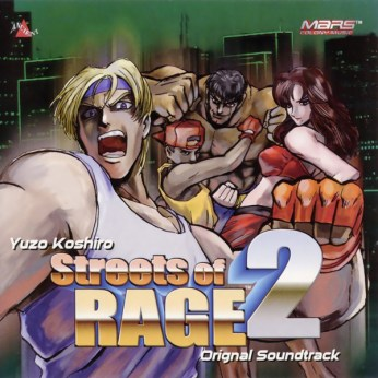 Yuzo Koshiro Streets of Rage 2 Digital Sountrack