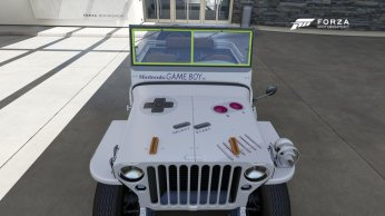 Jeep Forza 6 Game Boy