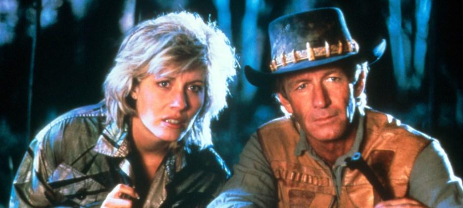 Crocodilo Dundee (1986)