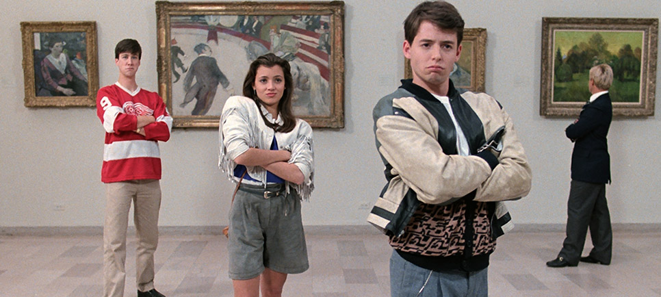 Curtindo a Vida Adoidado (Ferris Bueller's Day Off, 1985)