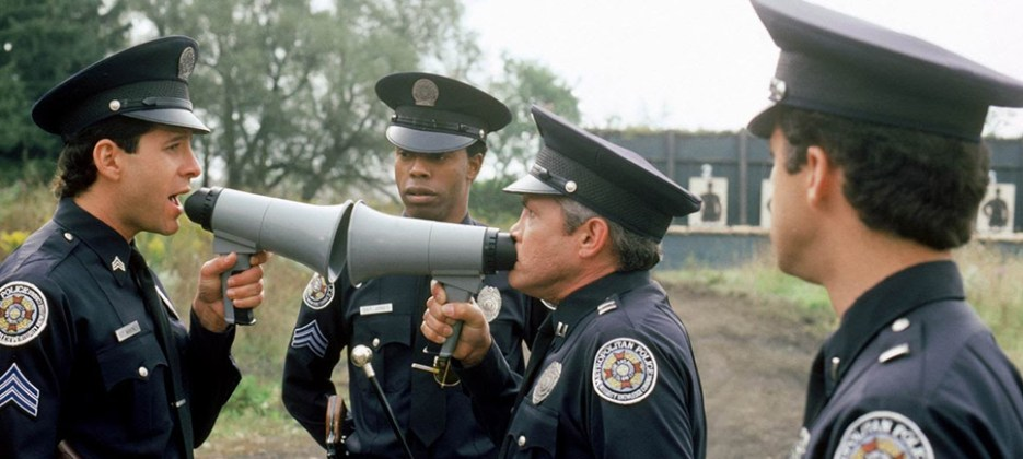 Loucademia de Polícia (Policy Academy, 1984)