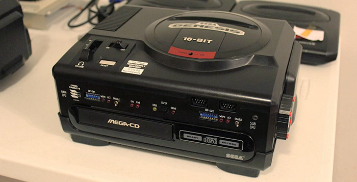 dev kit Sega CD