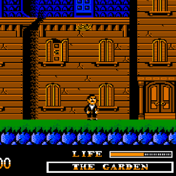 addams family nes