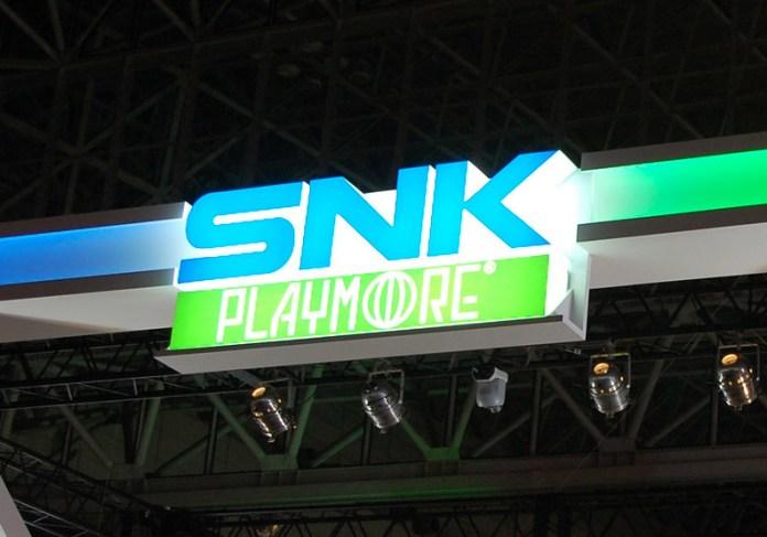 logo snk playmore tokyo game show 2008
