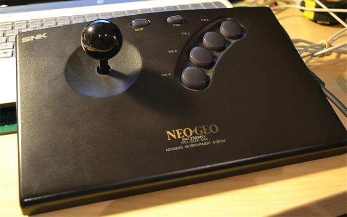 neo geo joystick