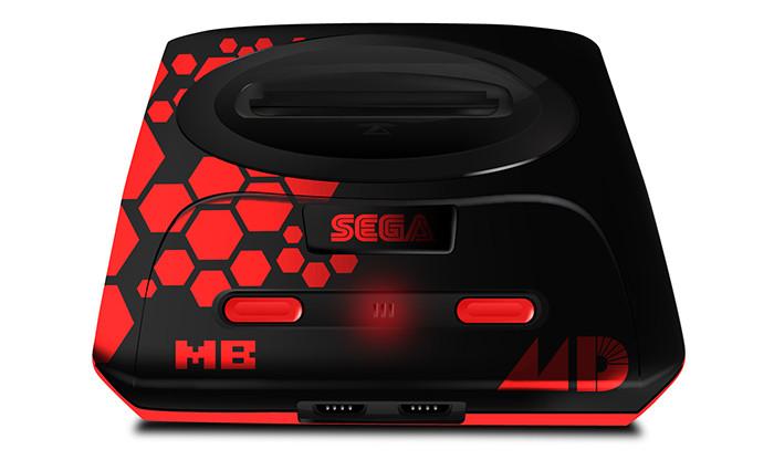 mega drive projeto 1