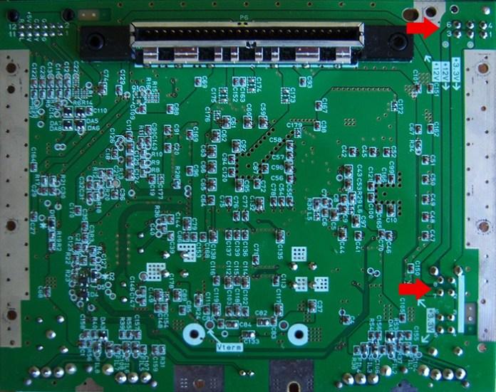 n64 inferior placa