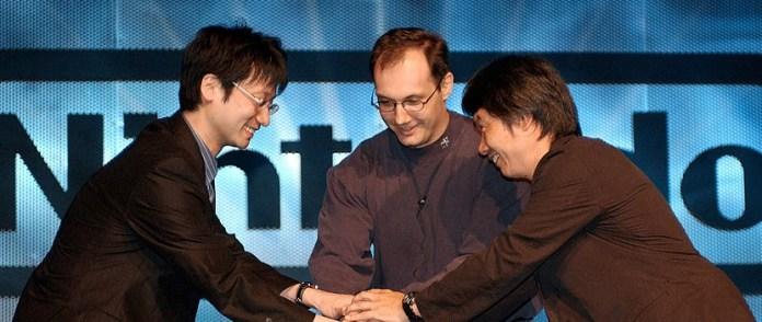 kojima dyack miyamoto e3