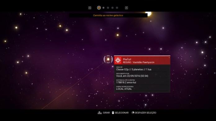 Na vastidão da galáxia, dois jogadores se encontraram logo no primeiro mês de jogo, mas eles não se veem.