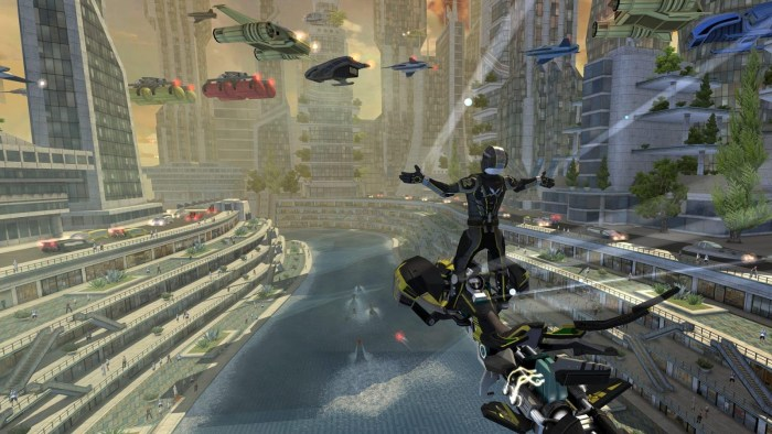 screenshot de riptide gp renegade para android
