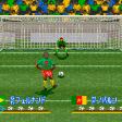 International Superstar Soccer - cobrança de pênalti