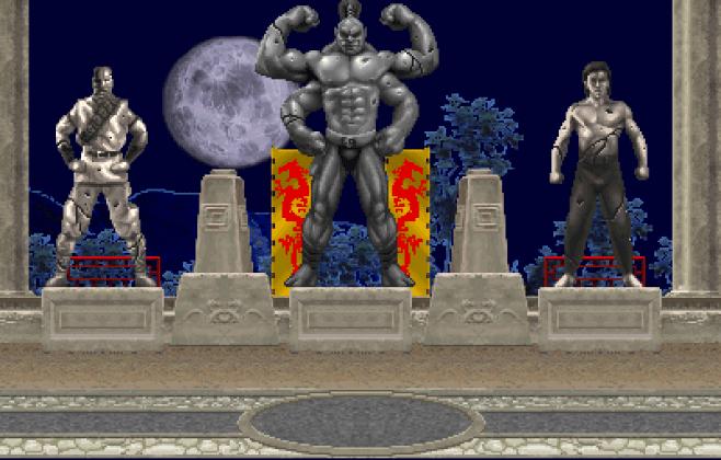 Warrior Shrine