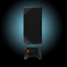 Atari VCS - visão superior.