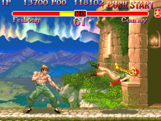 super street fighter ii new challengers