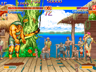 super street fighter ii turbo gameplay