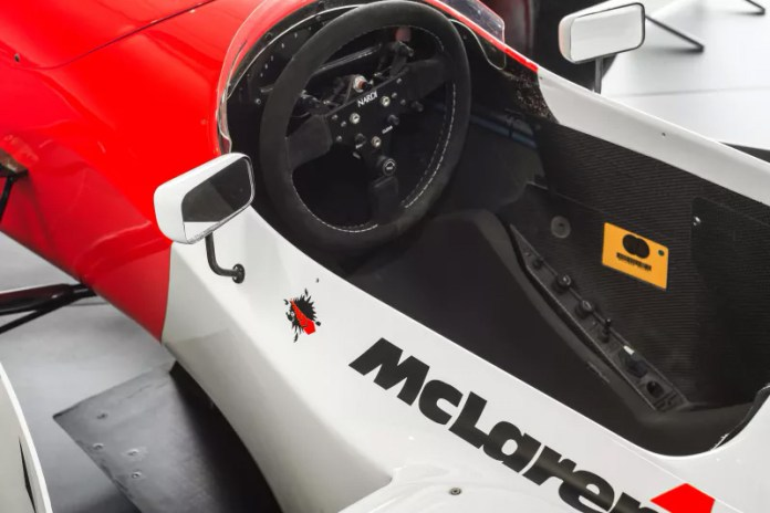 mclaren mp48 hedgehog