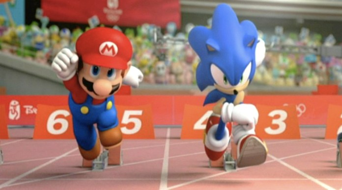 Mario & Sonic at the Olympic Games Beijing 2008