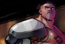 floyd iraia streets of rage 4 banner