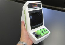 astro city mini arcade anunciado