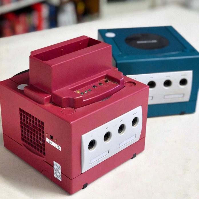 kit desenvolvimento gamecube
