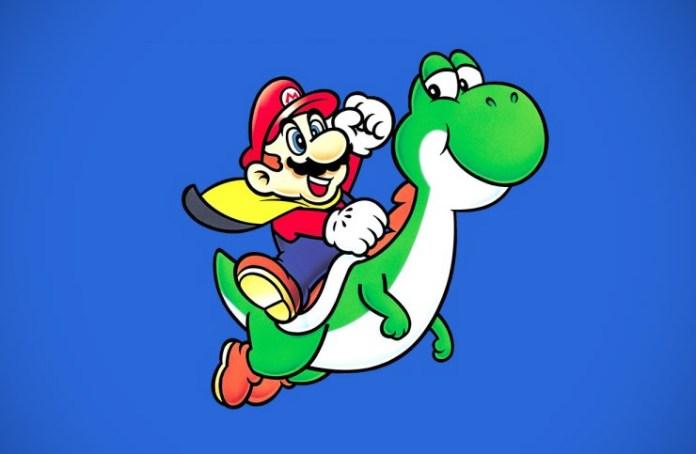 1991 Super Mario World