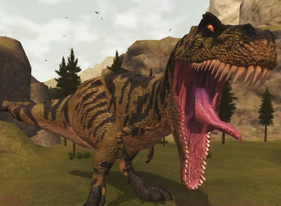bc tiranossauro