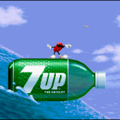 cool spot snes intro 7up