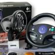 GameCube Logitech Force Feedback Wheel