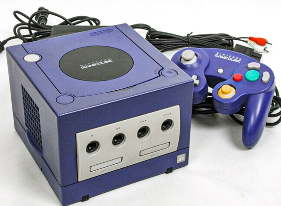 GameCube Indigo