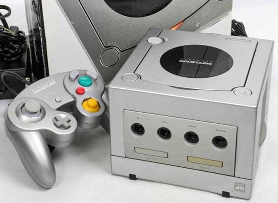 GameCube Platinum