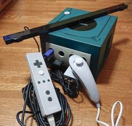 wii remote prototipo gamecube
