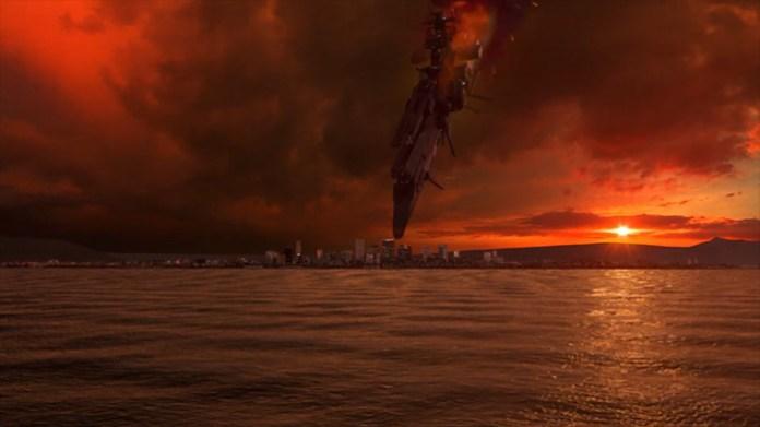 arclight fortaleza firefall