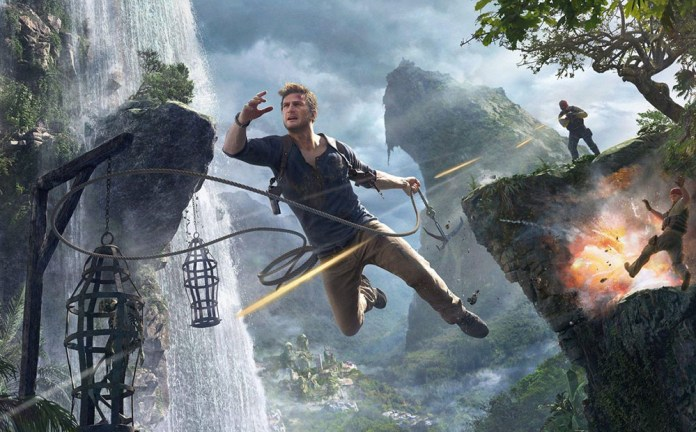 uncharted 4 a thiefs end playstation