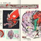 metroid hand drawn guide