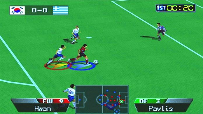 cena de international superstar soccer 64