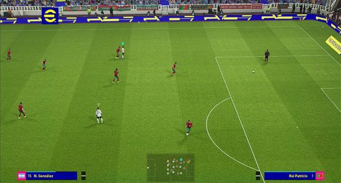 efootball 2022 jogo de introducao 09 10 2021