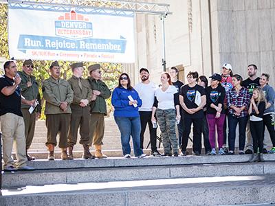 Colorado Veterans Project: Denver Veterans Day