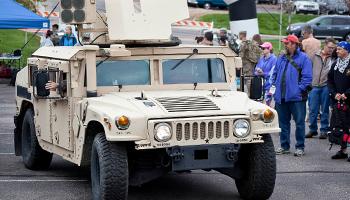 Military Displays