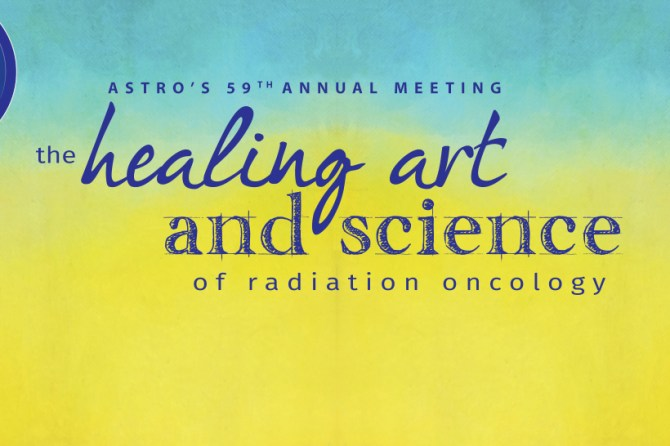 Dr. Wei presents at ASTRO Annual Meeting