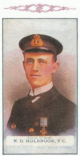 Norman Douglas Holbrook