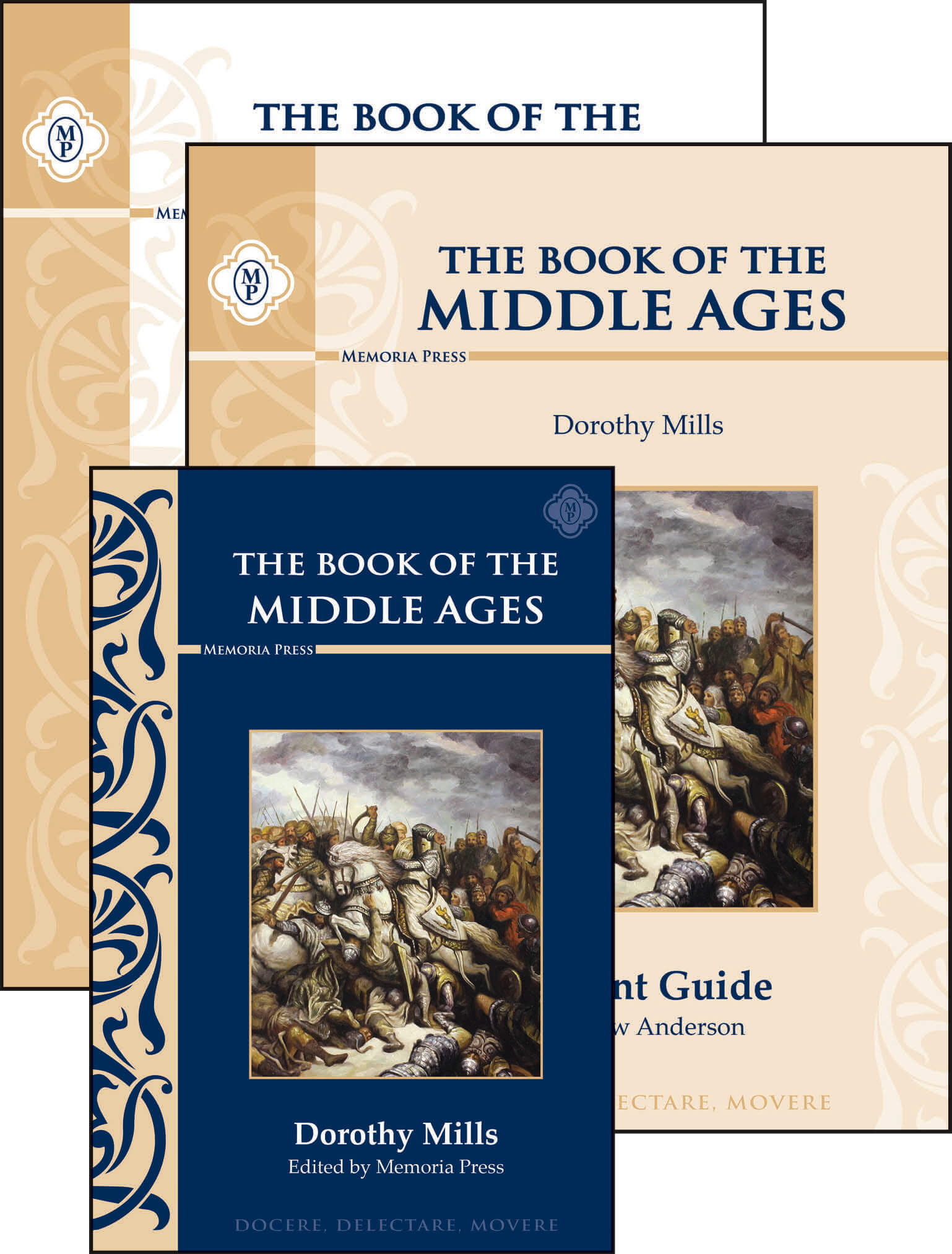 The Book Of The Middle Ages Set
