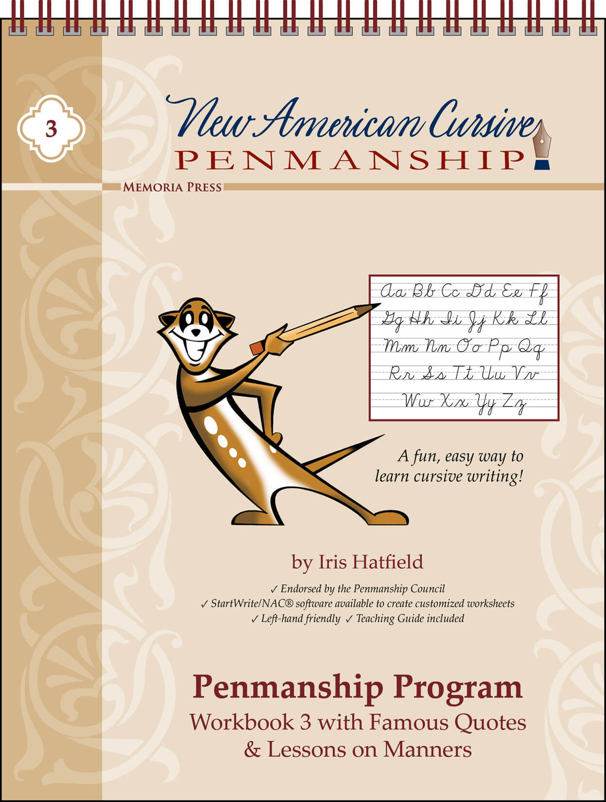 New American Cursive 3 Famous Quotes Amp Lessons On Manners