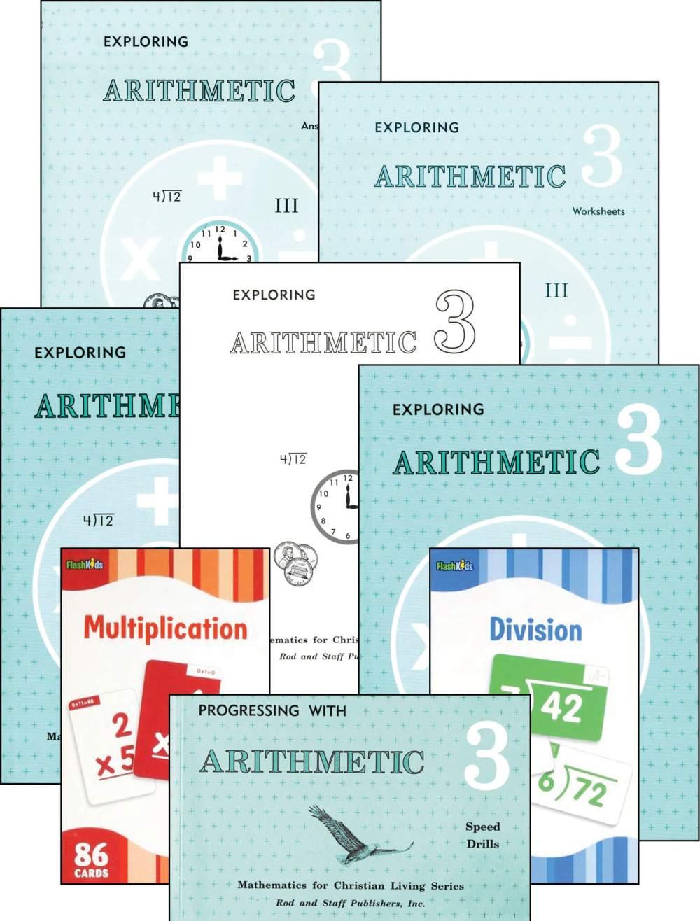 medium resolution of Third Grade Math Module   Memoria Press