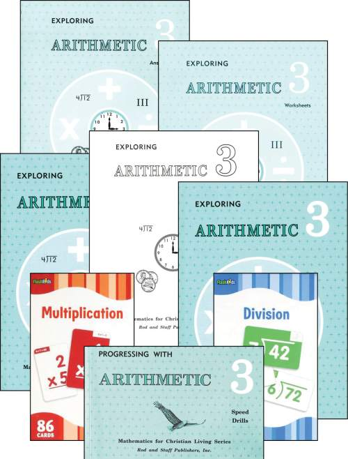 small resolution of Third Grade Math Module   Memoria Press