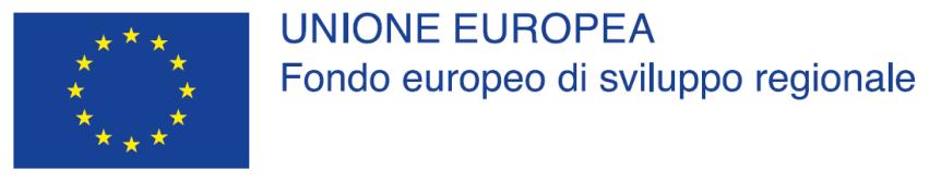 Fondo europeo di sviluppo regionale  - logo